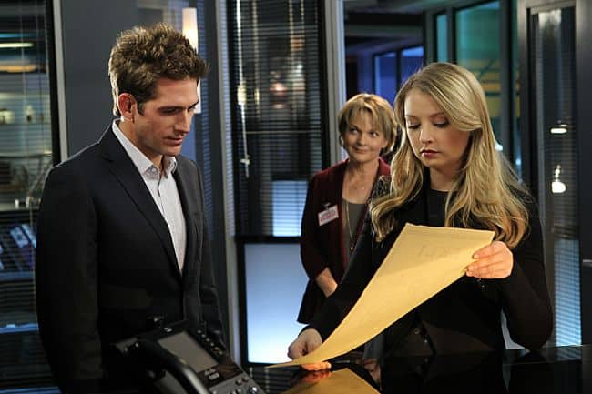 CSI Season 13 Episode 10 Risky Business Class