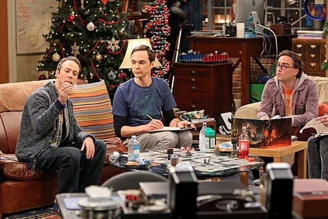 THE BIG BANG THEORY Season 6 Episode 11 The Santa Simulation