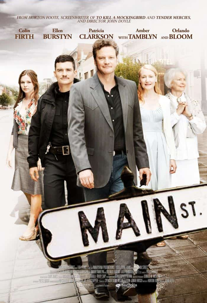 MAIN STREET Movie Poster