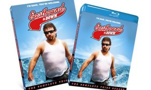 Eastbound And Down Season 3 Bluray DVD