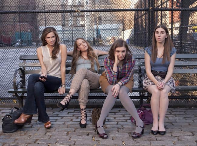 Girls Cast HBO
