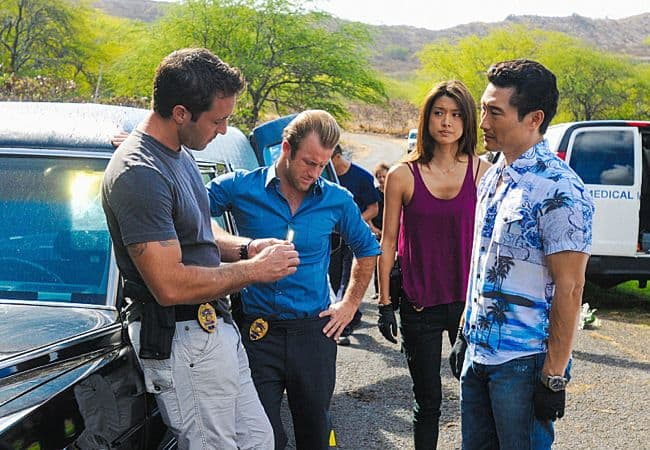 HAWAII FIVE 0 Season 3 Episode 15 Hookman