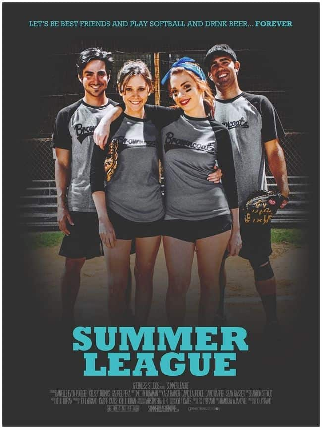 Summer League Movie Poster