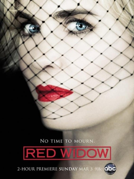 RED WIDOW Poster ABC