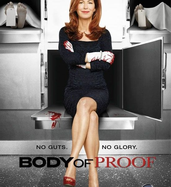 Body Of Proof Seat42f