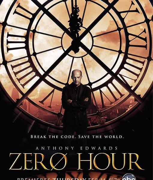 Zero Hour Poster ABC Season 1