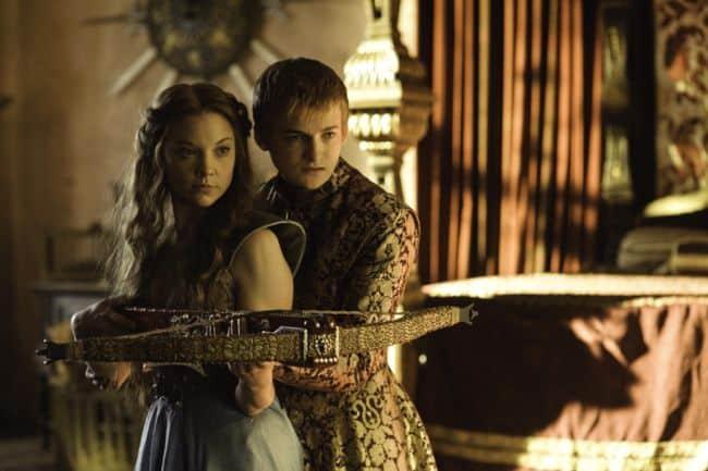 Jack Gleeson as Joffrey Baratheon, Natalie Dormer as Margaery Tyrell Game Of Thrones Season 3 Cast