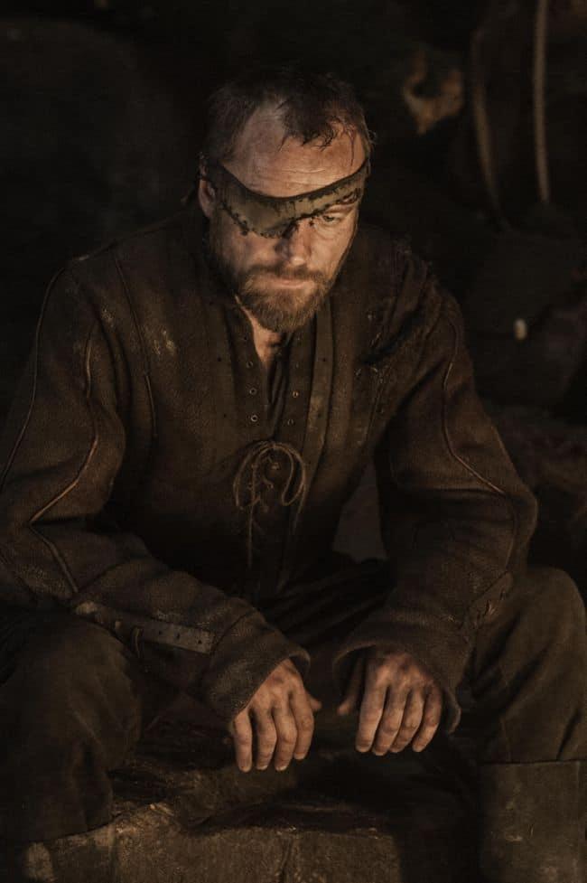 Richard Dormer as Beric Dondarrion Game Of Thrones Season 3 Cast