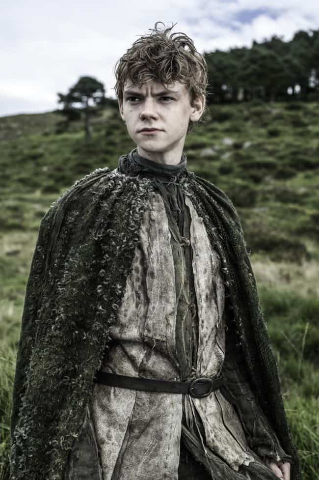 Thomas Brodie Sangster Game Of Thrones Season 3 Cast
