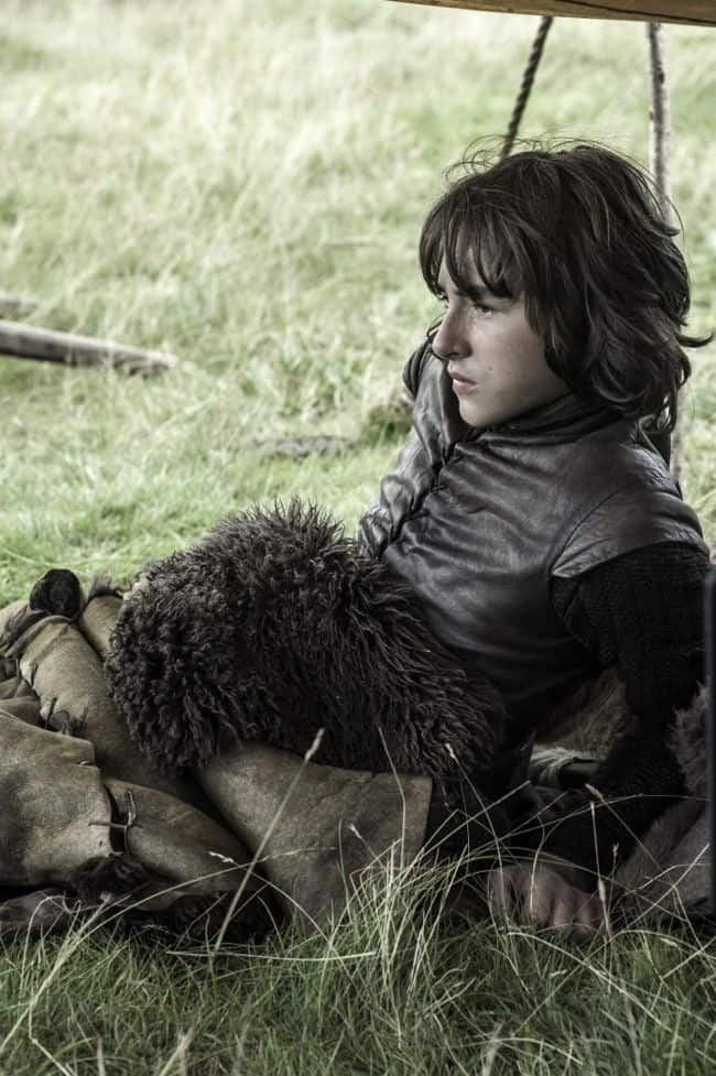 Isaac Hempstead Wright as Bran Stark Game Of Thrones Season 3 Cast