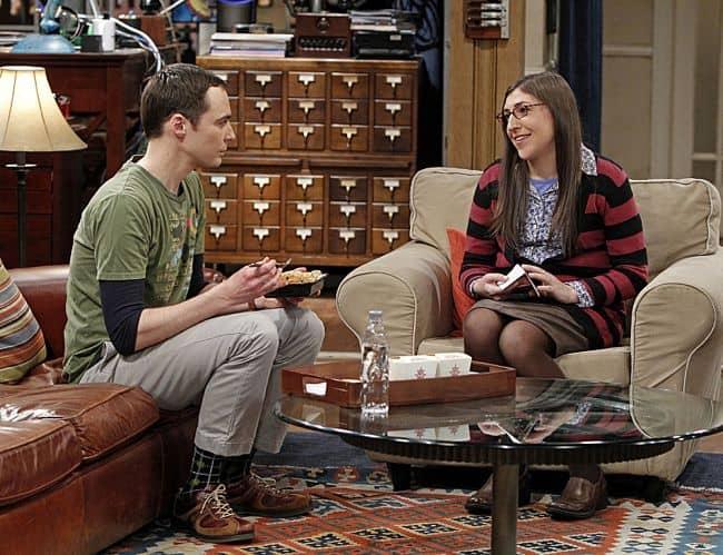 Big Bang Theory Spoiler