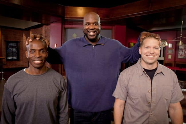Upload with Shaquille O'Neal trutv