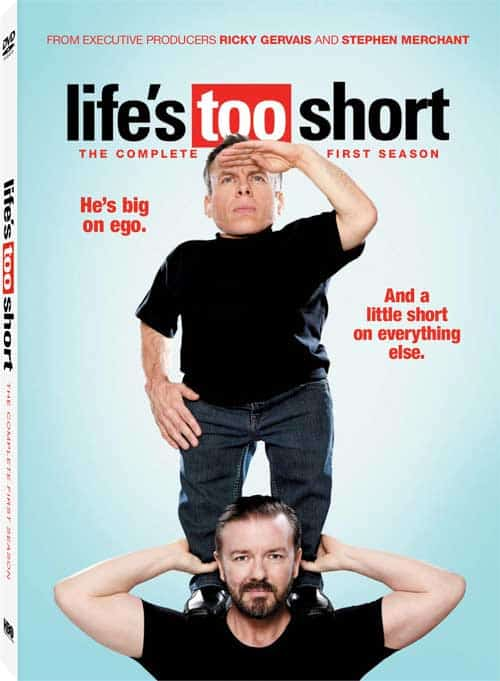 Life's Too Short Season 1 DVD