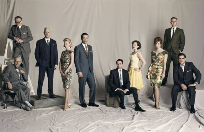 Mad Men Season 5 Cast