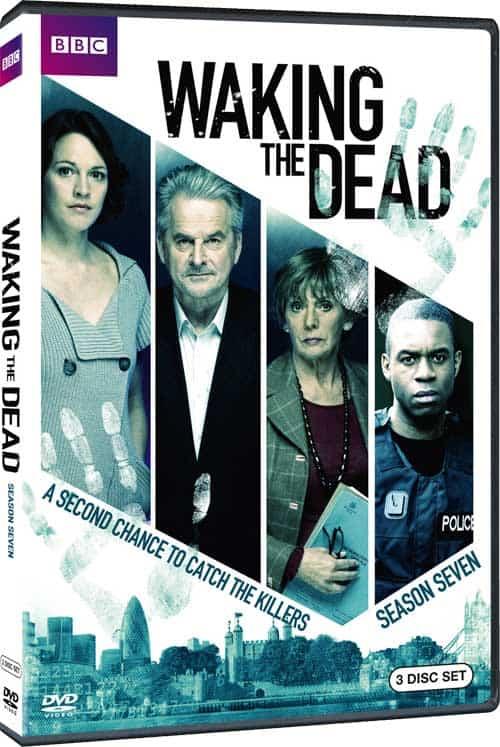 Waking The Dead Season 7 DVD