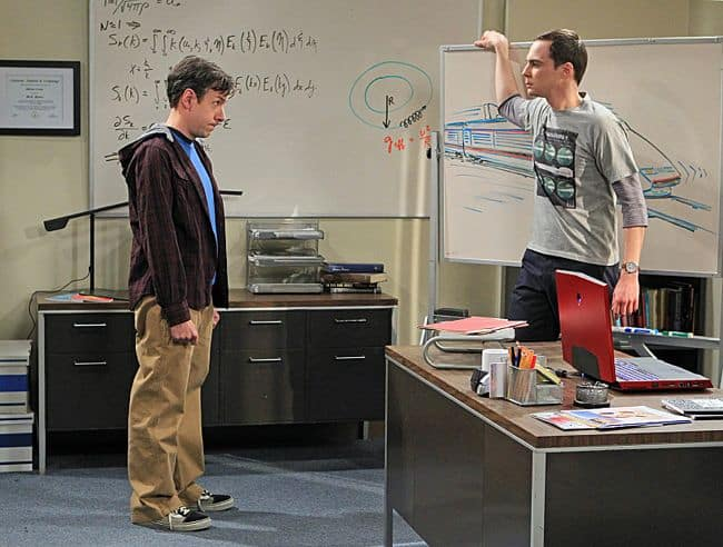 THE BIG BANG THEORY Season 6 Episode 14 The Cooper/Kripke Inversion
