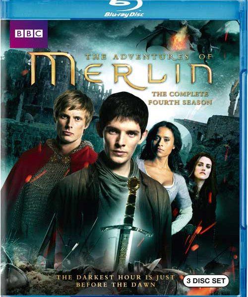 Merlin Season 4 Bluray
