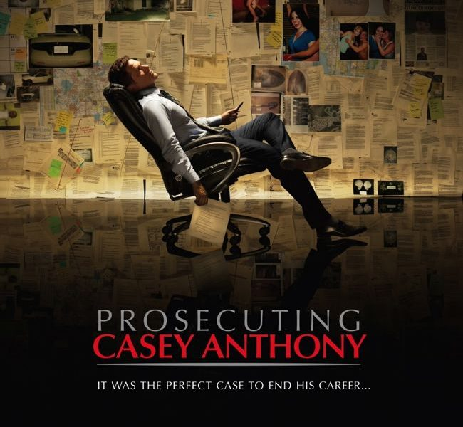 Prosecuting Casey Anthony Poster Lifetime