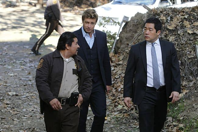 The Mentalist Season 5 Episode 13 The Red Barn