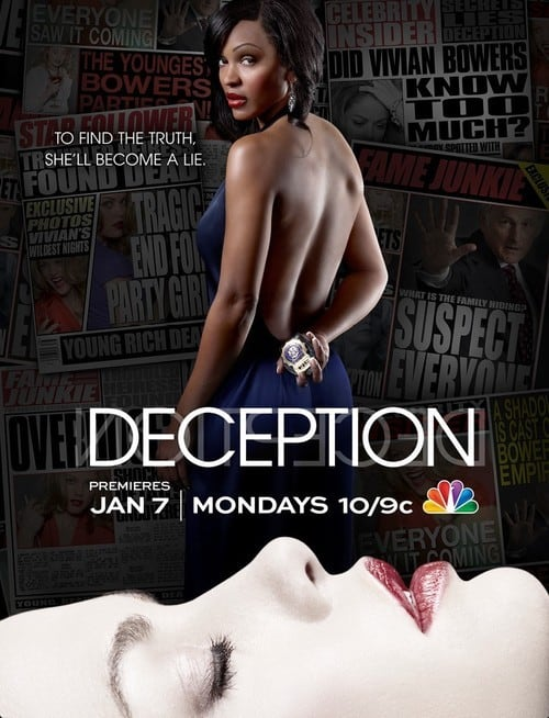 Deception Season 1 Poster NBC