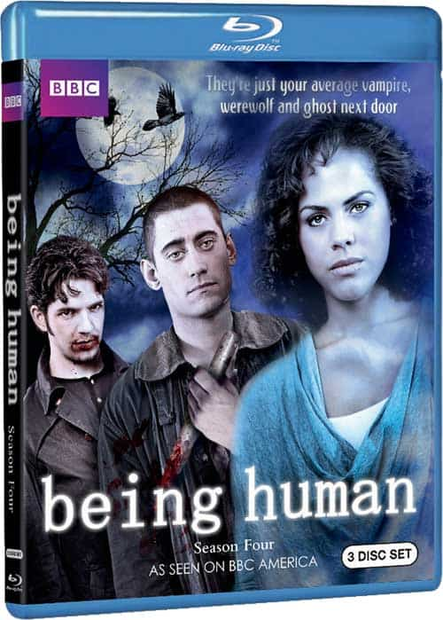 Being Human Season 4 Bluray