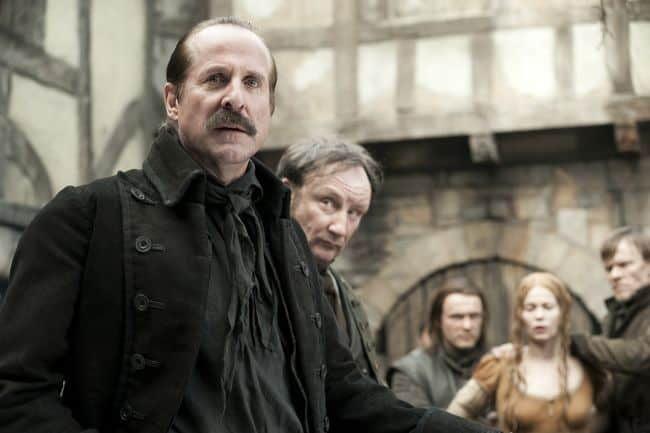 HANSEL AND GRETEL WITCH HUNTERS Peter Stormare