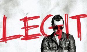 Legit Season 1 Poster FX