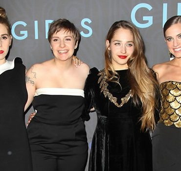 Girls Season 2 Cast HBO