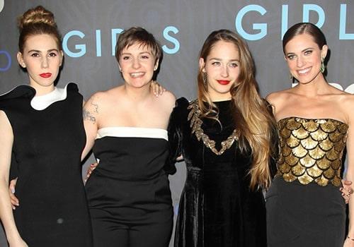 Girls Season 2 Cast HBO