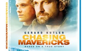 CHASING MAVERICKS DVD & BLURAY