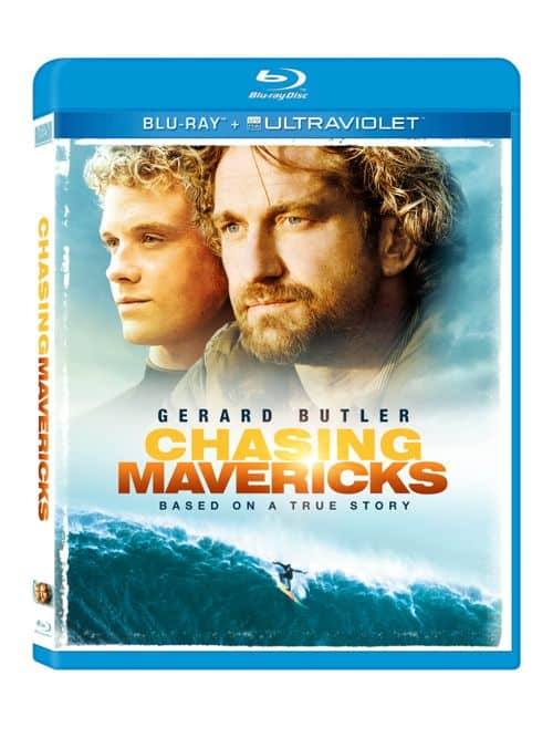 CHASING MAVERICKS DVD & BLURAY