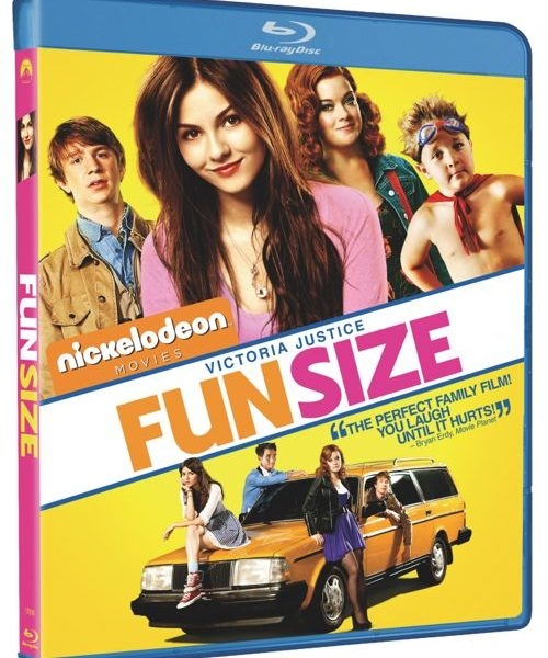 Fun Size Bluray