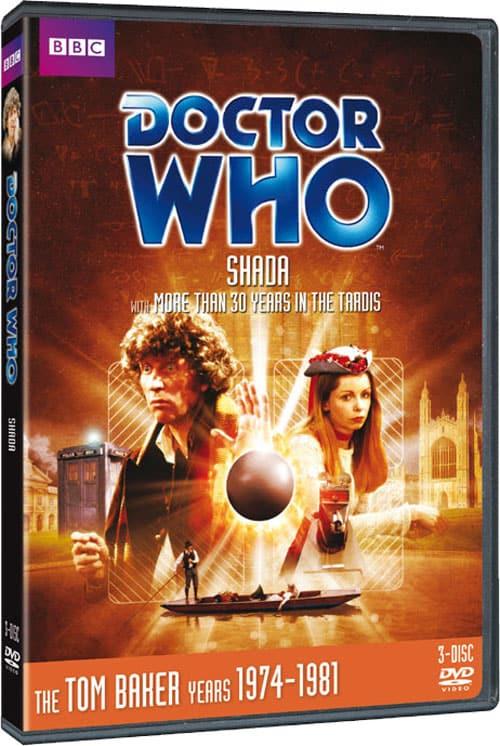 Doctor Who Shada DVD