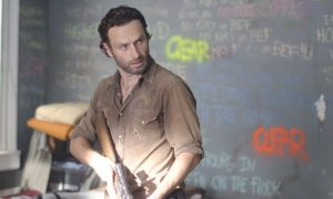Rick Grimes (Andrew Lincoln) - The Walking Dead - Season 3, Episode 12