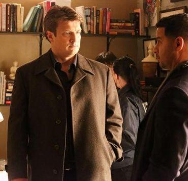 Castle Season 5 Episode 17 NATHAN FILLION, JON HUERTAS