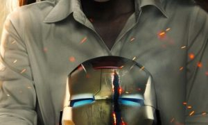 Gwyneth Paltrow IRON MAN 3 Poster