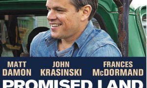 Promised Land Bluray DVD
