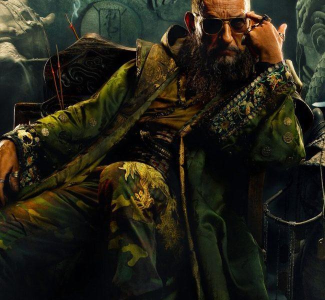 Ben Kingsley IRON MAN 3 Poster