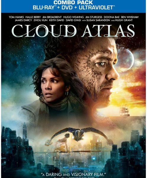 Cloud Atlas Bluray DVD