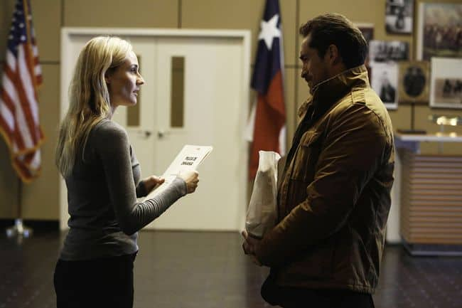 The Bridge Diane Kruger FX