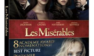 Les Miserables Bluray
