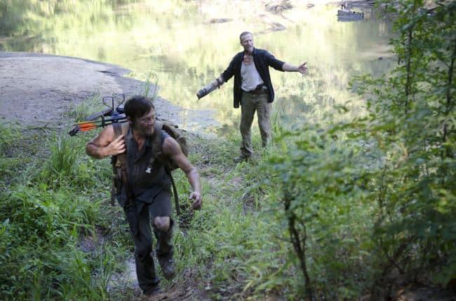 THE WALKING DEAD Season 3 Episode 10 Home