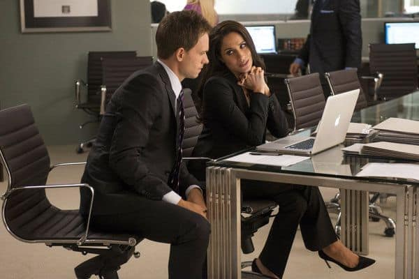 SUITS Season 2 Episode 15 Normandy