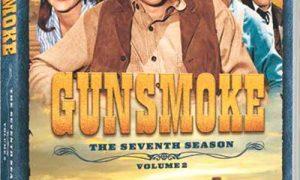 Gunsmoke Season 7 Volume 2 DVD