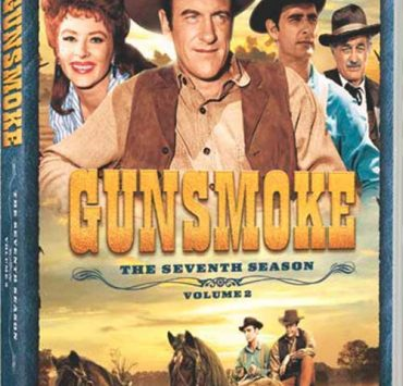 Gunsmoke Season 7 Volume 2 DVD
