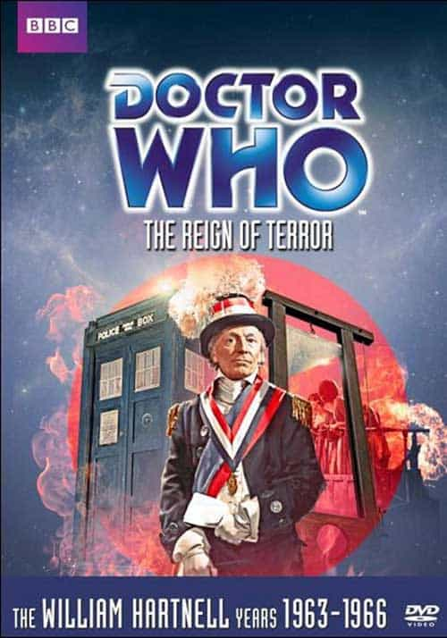 Doctor Who Reign Of Terror DVD