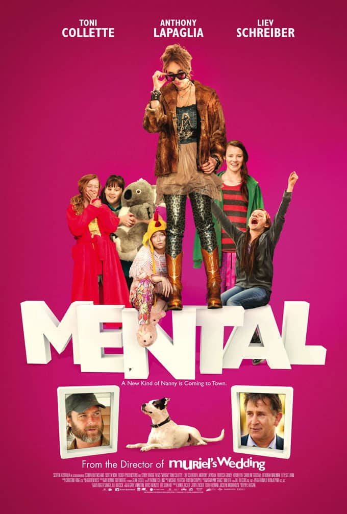 Mental Movie Poster