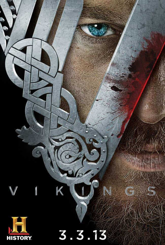 Vikings History Channel Season 1