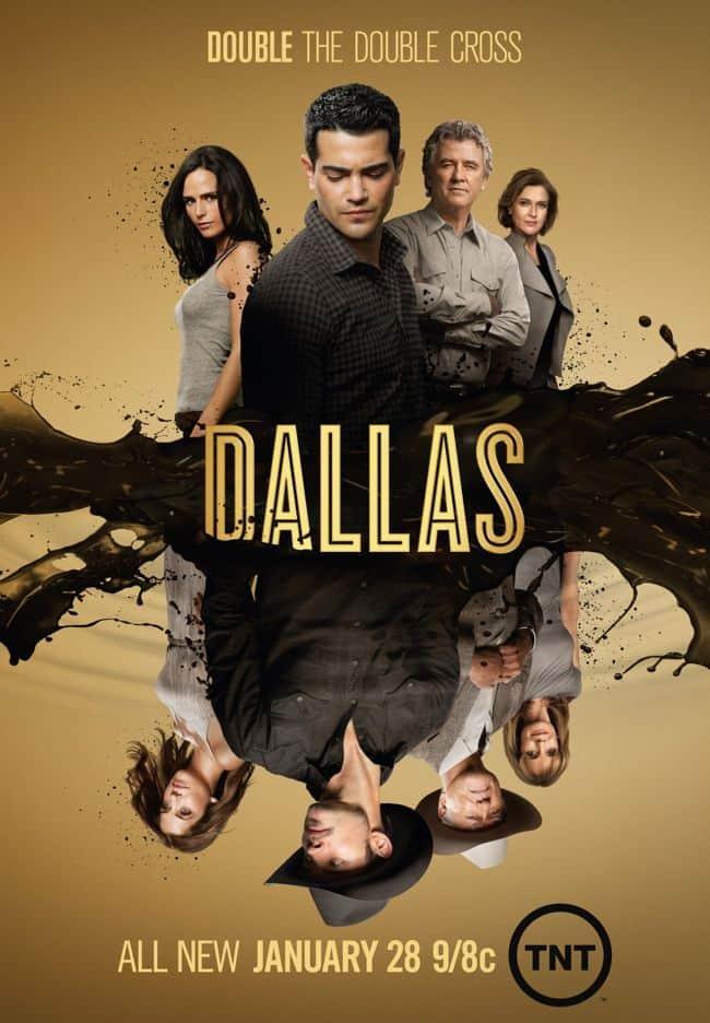 Dallas Season 2 Poster TNT
