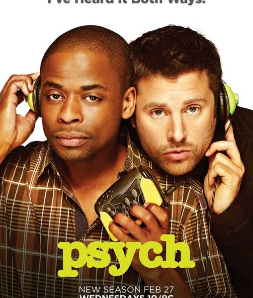 Psych Season 7 Poster